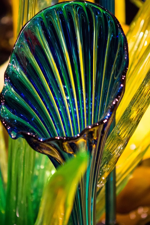 by Cheri Hudgins - Artistic Objects Glass