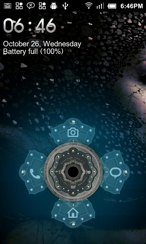 Metal Wave Free- Magic Locker - screenshot