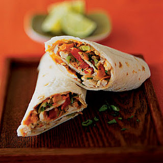 Thai-Style Chicken Roll-Ups