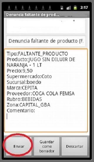 Precios Cuidados - NO OFICIAL - screenshot