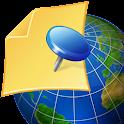 mcGPSReminder mobile network icon