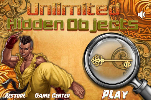Unlimited Hidden Objects