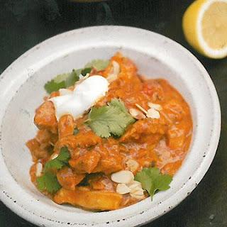 Chicken Tikka Masala.