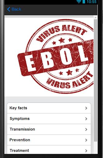 Ebola Virus Cure