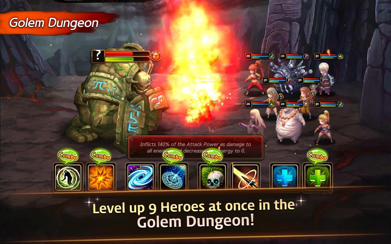 Dragon Knights - screenshot