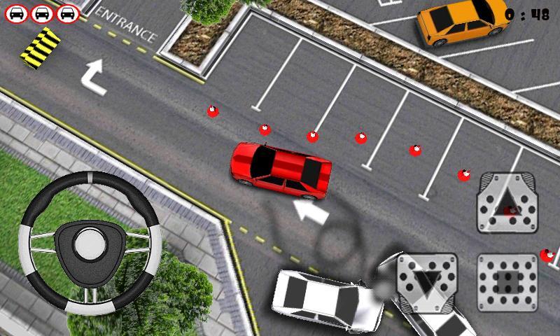 Parking Challenge 3D [LITE]- screenshot