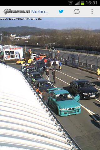 Nürburgring Live Lite- screenshot