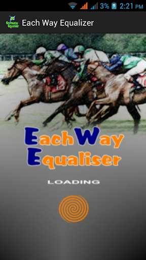 Each-Way Equalizer