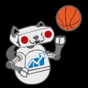 ARKST Football & Basketball logo