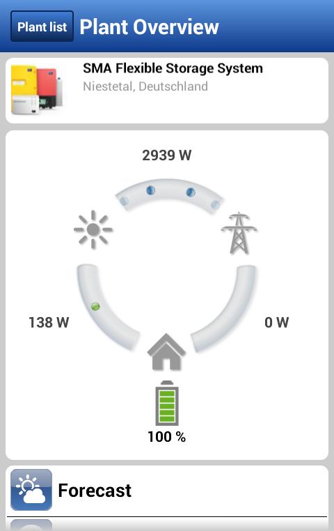 Sunny Portal - screenshot
