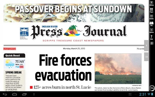 Indian River Press Journal- screenshot thumbnail
