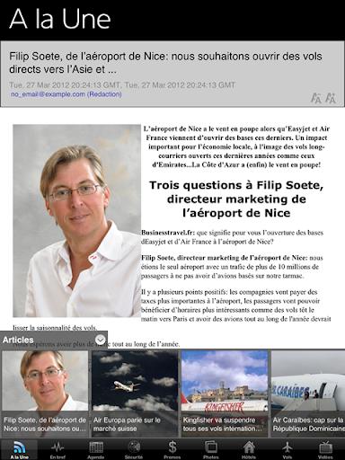BusinessTravel.fr