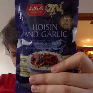 Hoisin and Garlic Stir Fry.