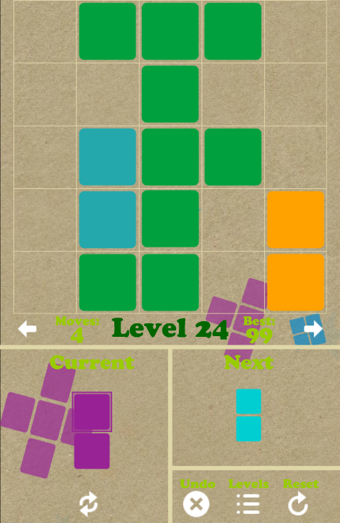 Blocks Blocks Blocks- screenshot
