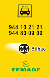 TAXI BILBAO screenshot 0