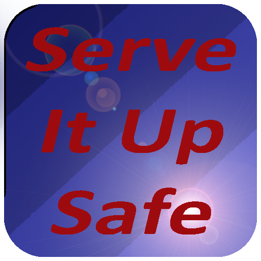 Serve It Up Safe LOGO-APP點子
