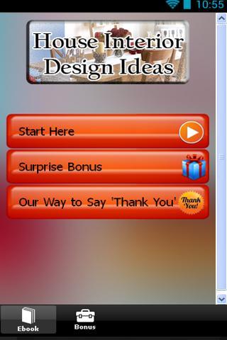 House Interior Design Ideas