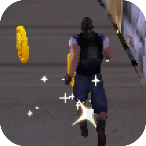 เกมส์วิ่งเก็บเหรียญผจญภัย 3D