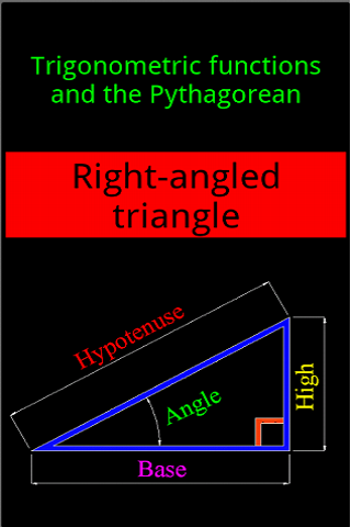 CNC Trigonometric Pythagorean