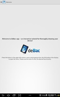 deBac-app- screenshot thumbnail