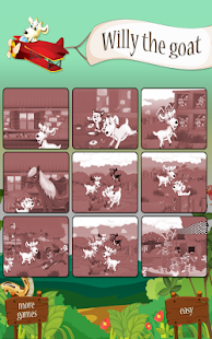 Willy the goat: A puzzle game- screenshot thumbnail