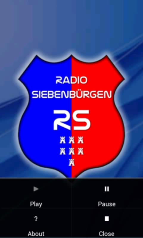 Siebenbuergen Radio- screenshot
