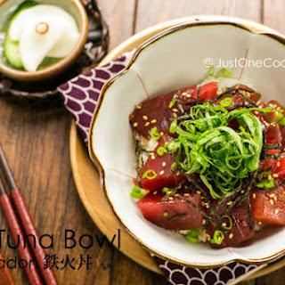 Easy Tuna Bowl (Tekkadon)