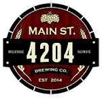 Logo of 4204 Main St. Amber Lager
