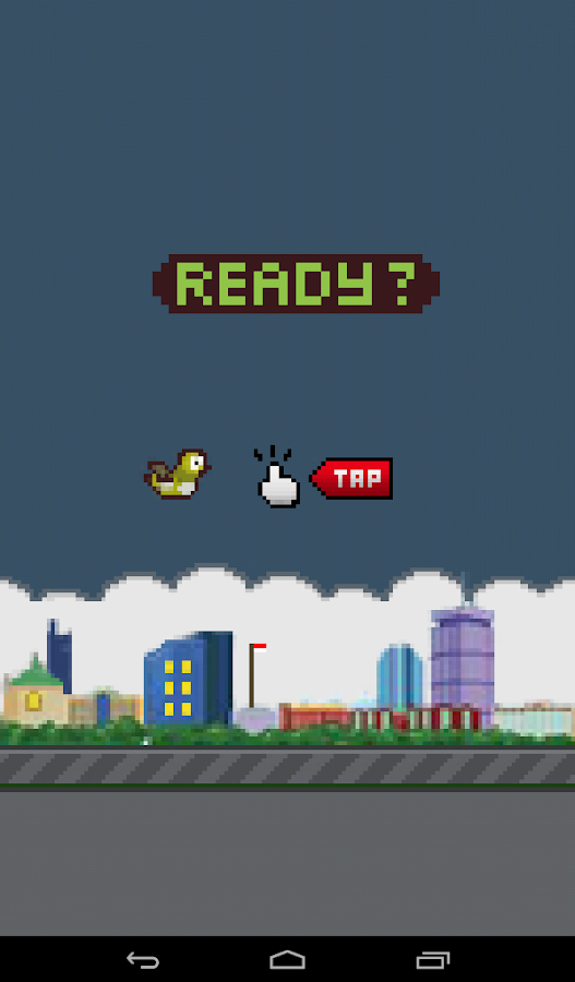 Pipit Bird- screenshot