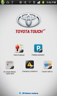 Toyota Touch - screenshot thumbnail