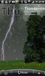 True Weather LWP: Meteorología v6.05 APK 5