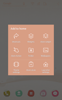 Screenshot of Pink Pastel Atom theme