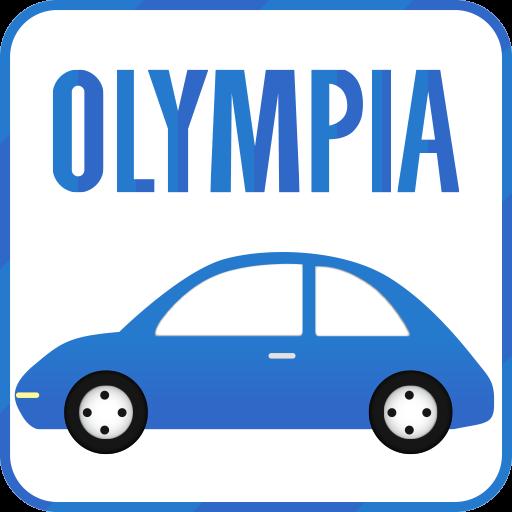 Olympia autobody & painting LOGO-APP點子