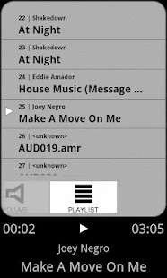 Car Music Player - screenshot thumbnail