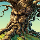 Logo of Angry Orchard Strawman