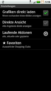 Shopping Clubs # Outlet-App- screenshot thumbnail