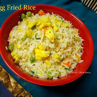 Egg Fried Rice.