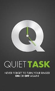 Quiet Task - screenshot thumbnail