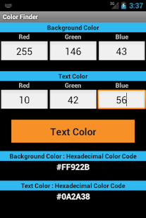 Color Finder - screenshot thumbnail