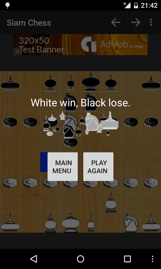 Siam Chess- screenshot