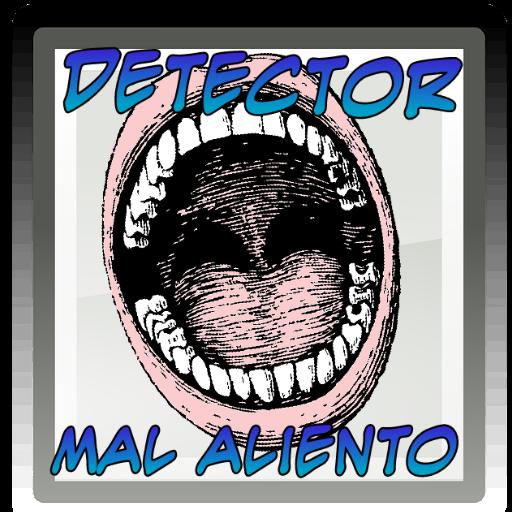 Detector mal aliento broma