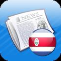 Costa Rica Noticias logo