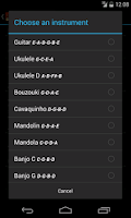 Screenshot of Basichords