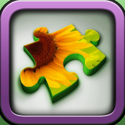 大自然拼圖 解謎 App LOGO-硬是要APP