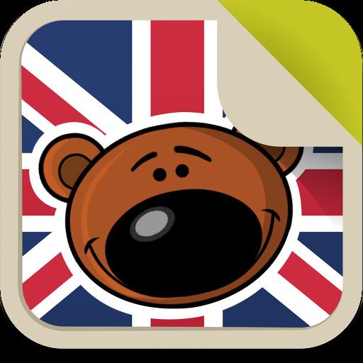 Angielski dla dzieci Gry LOGO-APP點子