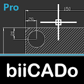 biiCADo Touch Pro for mobiles