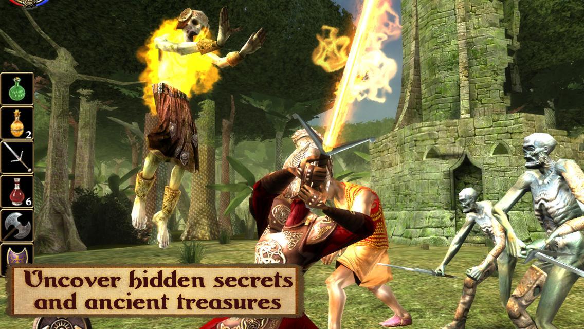 The Shadow Sun screenshot #4