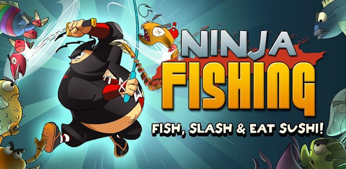 Ninja Fishing apk