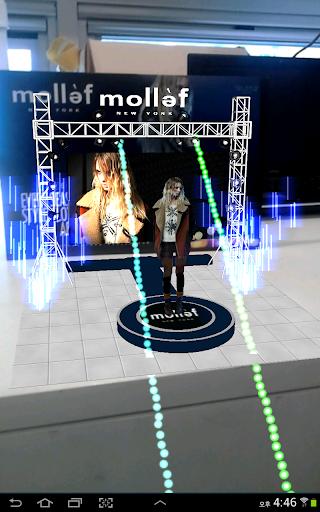모리에프 증강현실 AR
