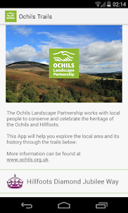 Ochils Trails- screenshot thumbnail